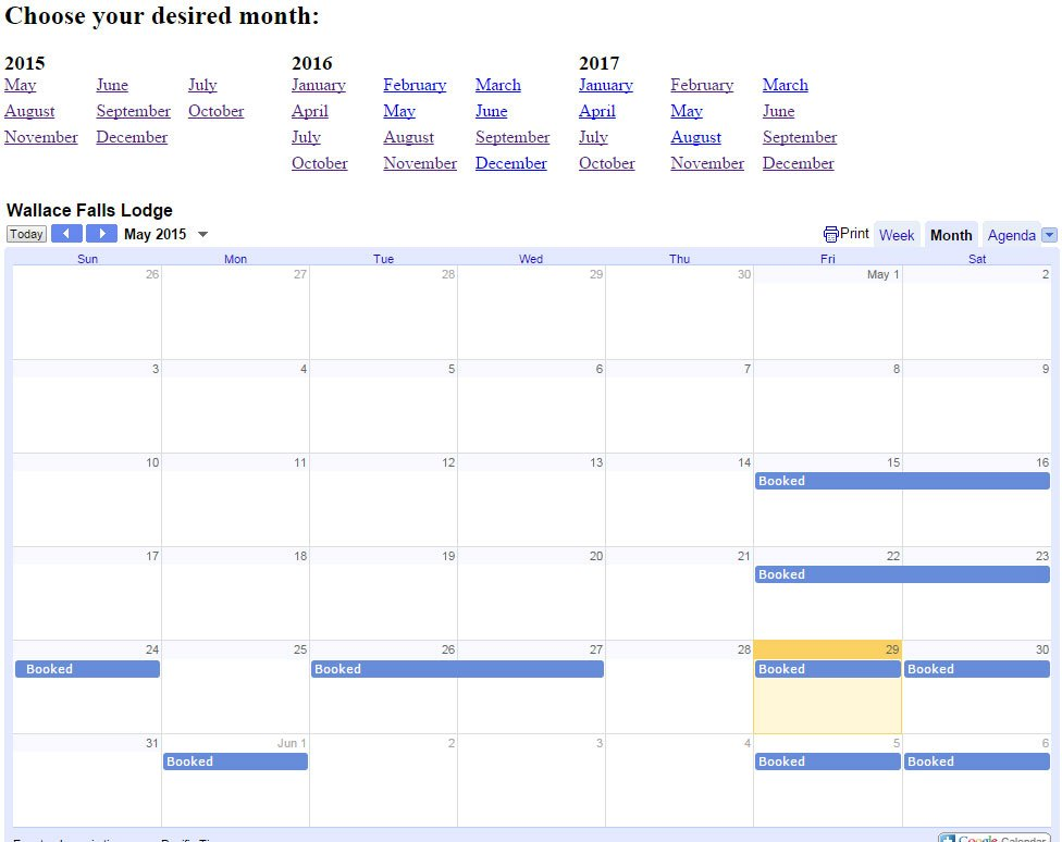 Google Calendar Year View : Google calendar embed iframe in full year view script